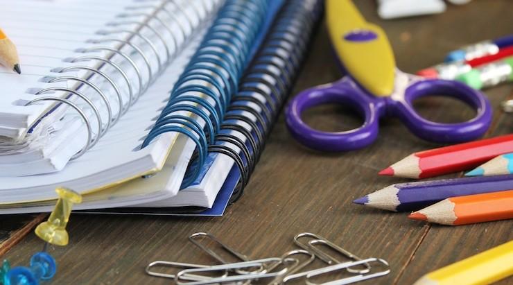 Listes des fournitures scolaires 2019-2020